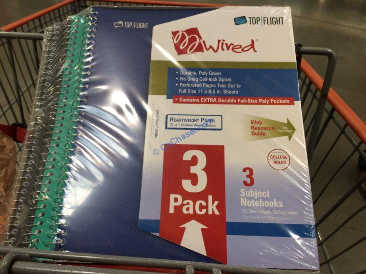 Costco-567457-Top-Flight-3-Subject-Notebook