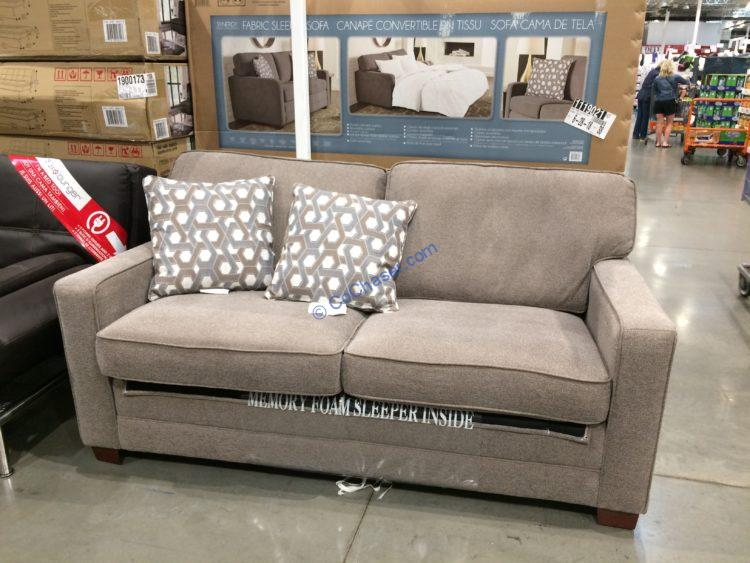 Synergy Home Fabric Sleeper Sofa