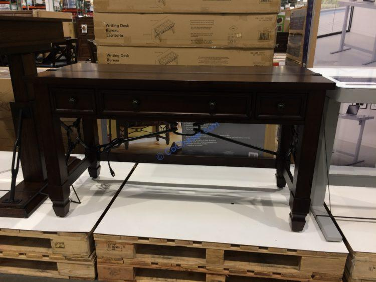 """Well Universal 54"""" Writing Desk with Power, Model#SWBT661703"""