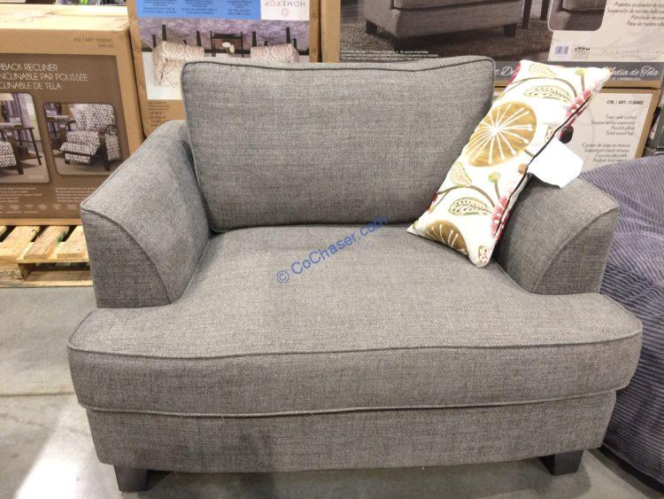 Costco 1136462 Avenue Six Chair And Half
