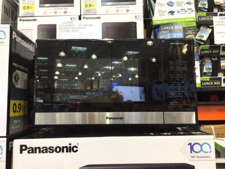Panasonic NN-SB428S Microwave Oven 0.9 Cubic Foot