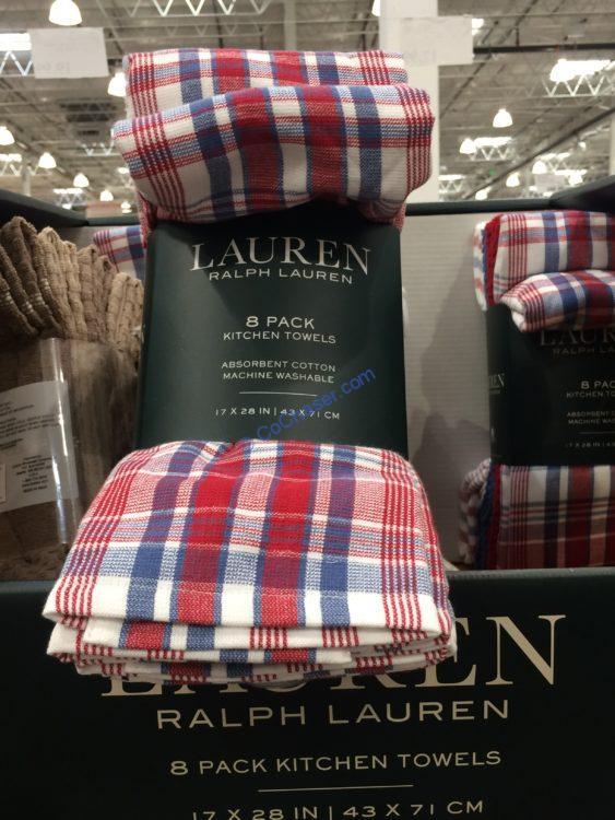Costco 1233315 Lauren Ralph Lauren Kitchen Towel Costcochaser