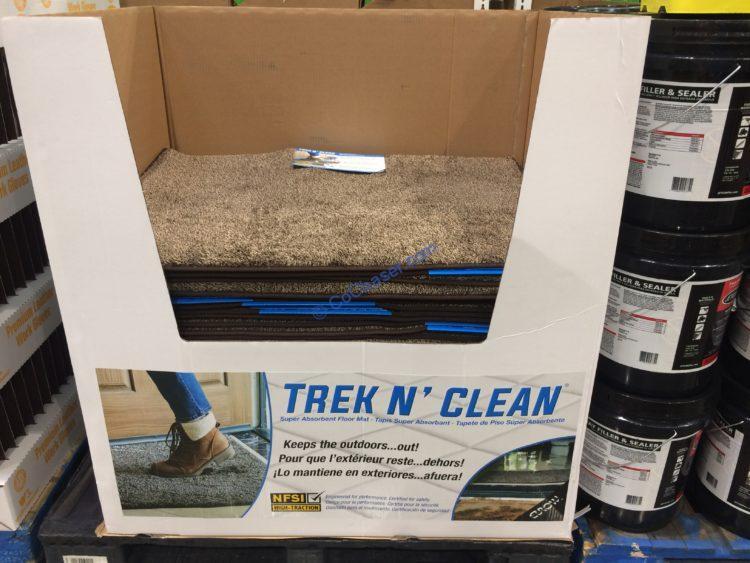 """Trek N' Clean Mat 30"""" x 40"""" Residential / Commercial"""