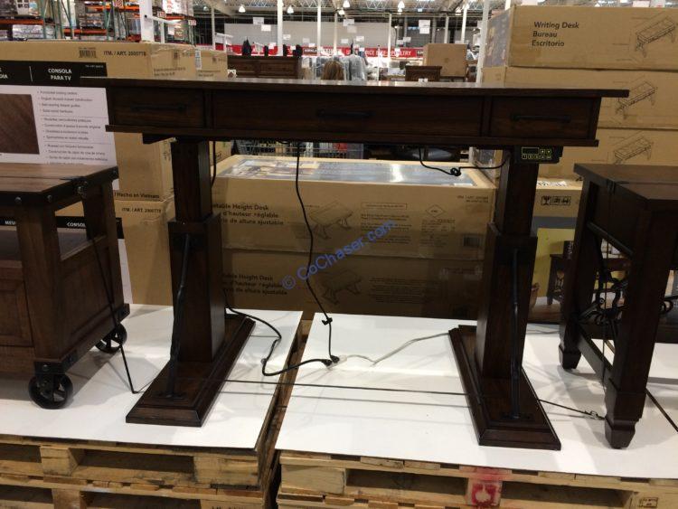 Excellent 54 Sit Stand Desk Model Swbt661806 Costcochaser Interior Design Ideas Clesiryabchikinfo