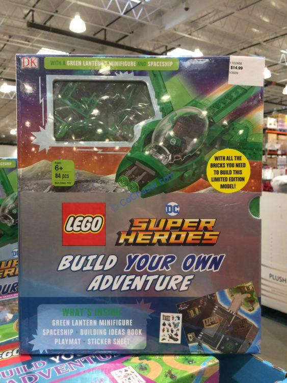 Lego Build Your Own Adventure Box Set