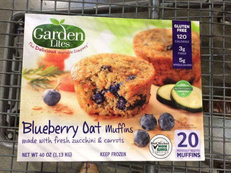 Garden Lites Blueberry Muffin 20 Count BOX
