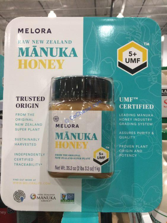 New Zealand Manuka Honey UNF 5+ 32.2 Ounce Container