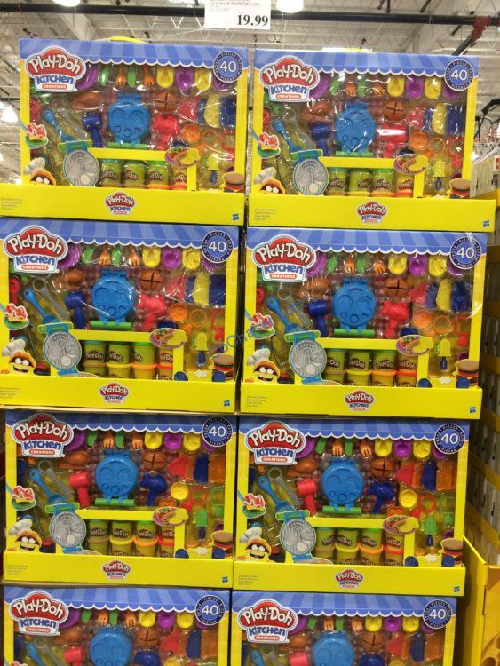 Costco 1202563 Play Doh Kitchen Creations Ultimate