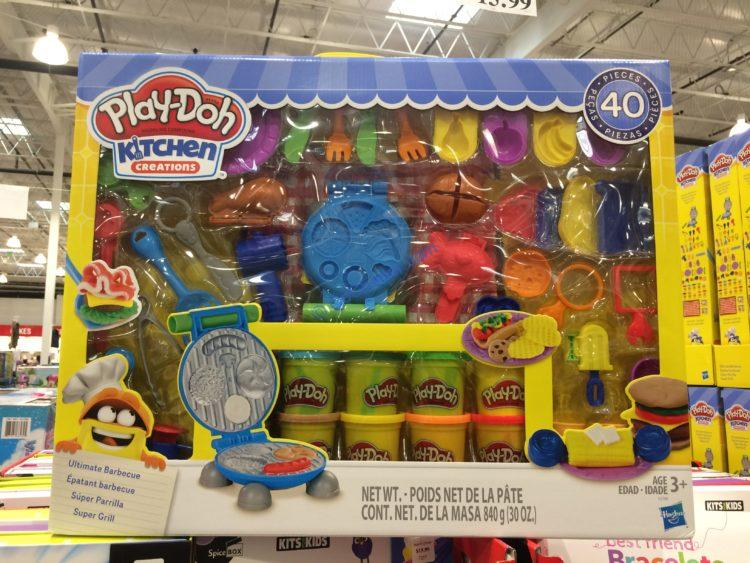 Play Doh Kitchen Creations Ultimate Barbeque Set Costcochaser