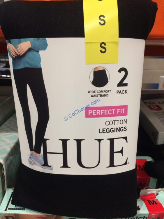 Hue Ladies' Legging 2PK