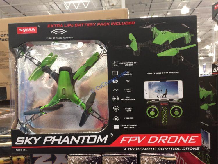 Sky Phantom WiFi FPV Drone