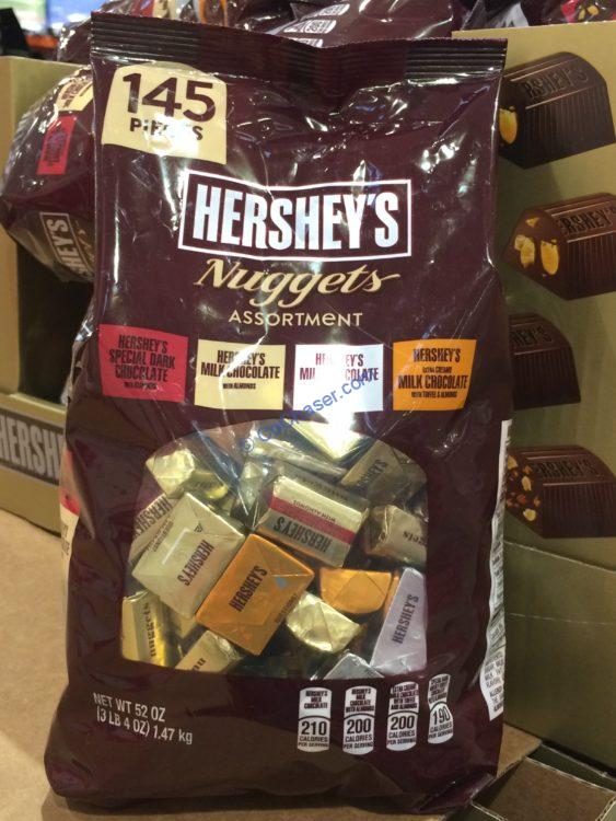 Hershey's Assorted Nuggets 52 Ounce Bag