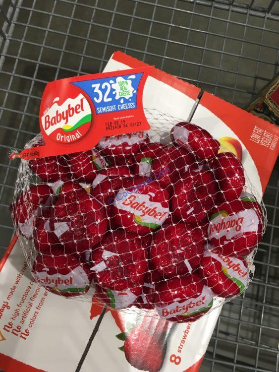 Mini Babybel Original Snack Cheese, 32 / .75 Ounce Pieces