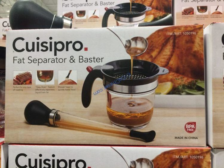 Cuispro Fat Separator and Baster