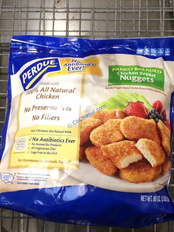 Perdue Panko Chicken Nuggets 5 Pound Bag – CostcoChaser