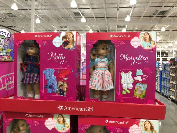 "American Girl 18"" Doll and Accessory Set"