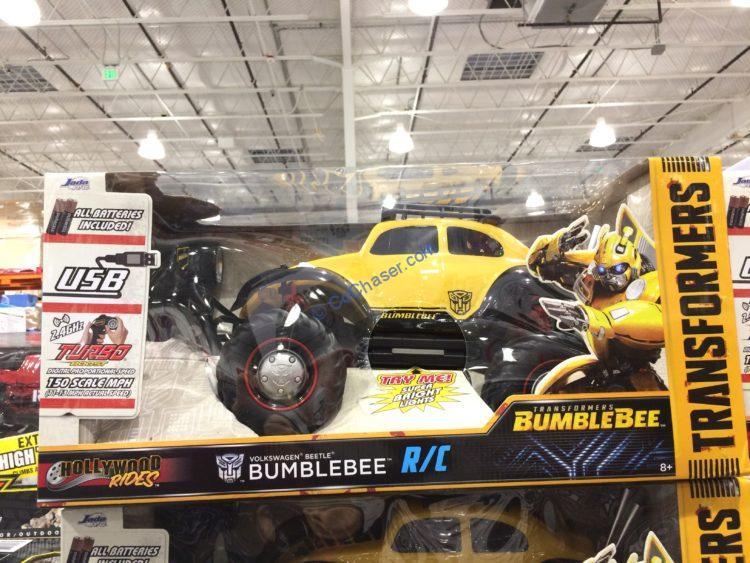 Transformer BumbleBee Volkswagen Beetle R/C