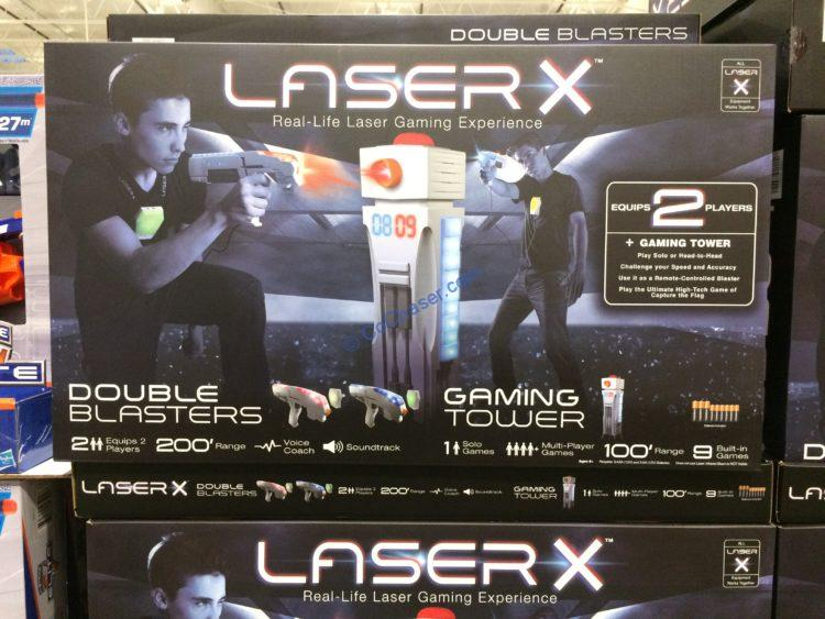 Costco-1220311-Laser-X-Gaming-Tower-with-2Blasters