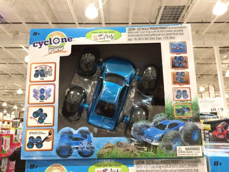 All Terrain Cyclone Pro R C Vehicle Costcochaser