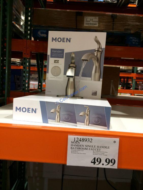 Costco-1248932-MOEN-Hamden-Single-Handle-Bathroom-Faucet
