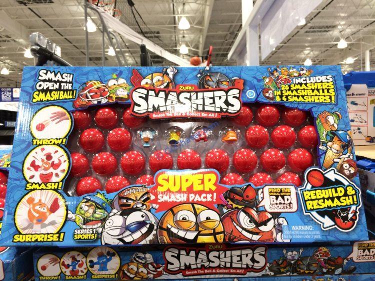 Smashers Super Smash 30 Pack