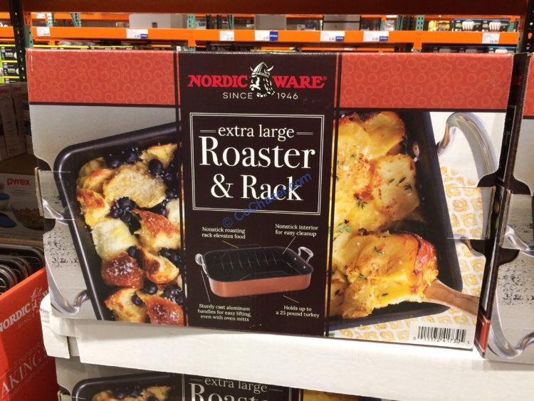 Nordic Ware Roaster with Rack