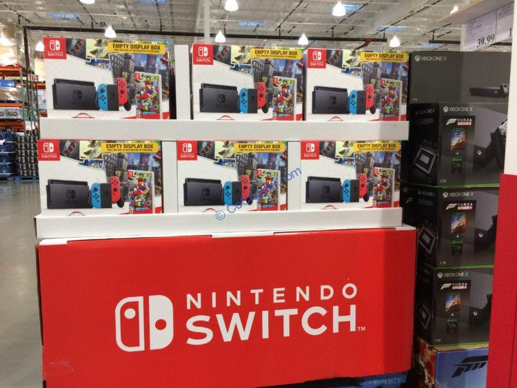 Costco 1272727 Nintendo Switch Bundle All Costcochaser Get ready for new adventures with the nintendo switch lite, animal crossing: costco 1272727 nintendo switch bundle