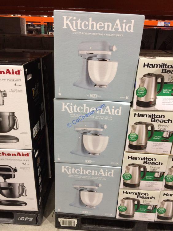 Costco 1274279 Kitchenaid 100year Anniversary 5qt Tilt Head Mixer