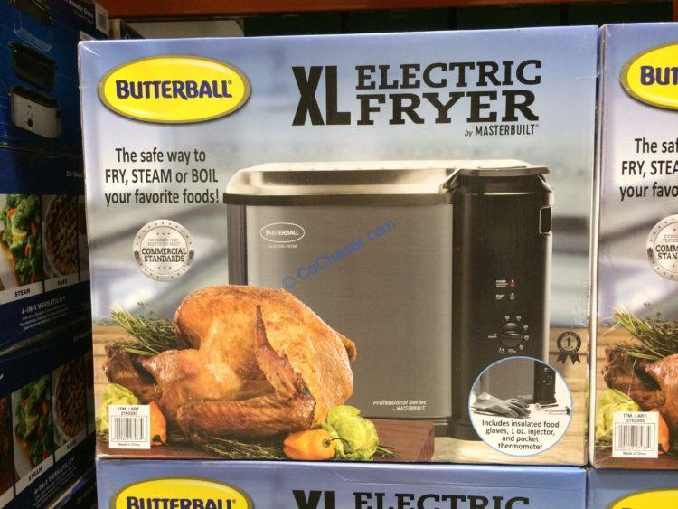 Butterball XL Electric Turkey Fryer