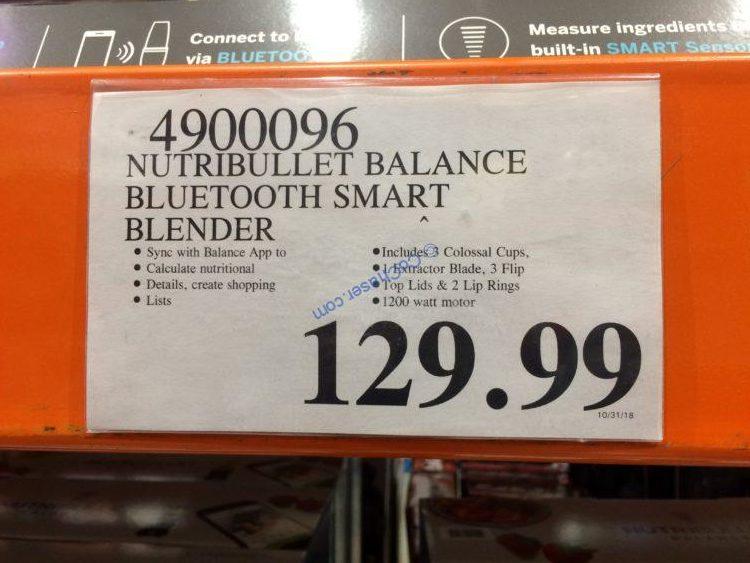 Costco-4900096-Nutribullet-Balance-Bluetooth-Smart-Blender-tag