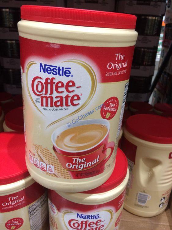 Nestlé Coffee-mate Original Powdered Creamer, 56 oz