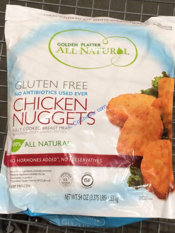 Golden Platter Gluten Free Nuggets 3 3 Pound Bagb – CostcoChaser