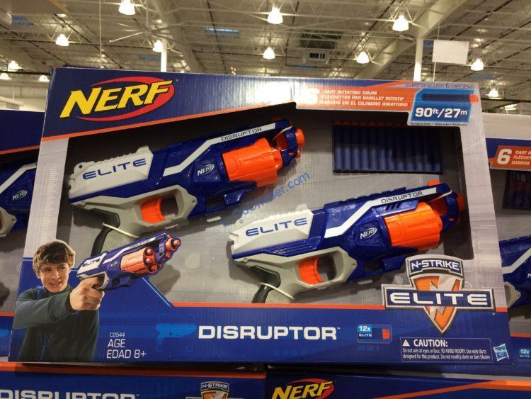 NERF Disruptor 2 Pack