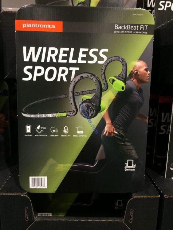 Plantronics BackBeat FIT Wireless Headphones