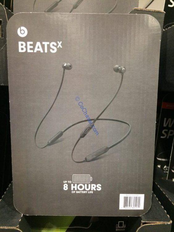 BeatSX Wireless Bluetooth Headphones Defiant Black