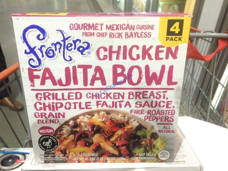 Frontera Fajita Bowl 4/11.3-Ounce Bowls
