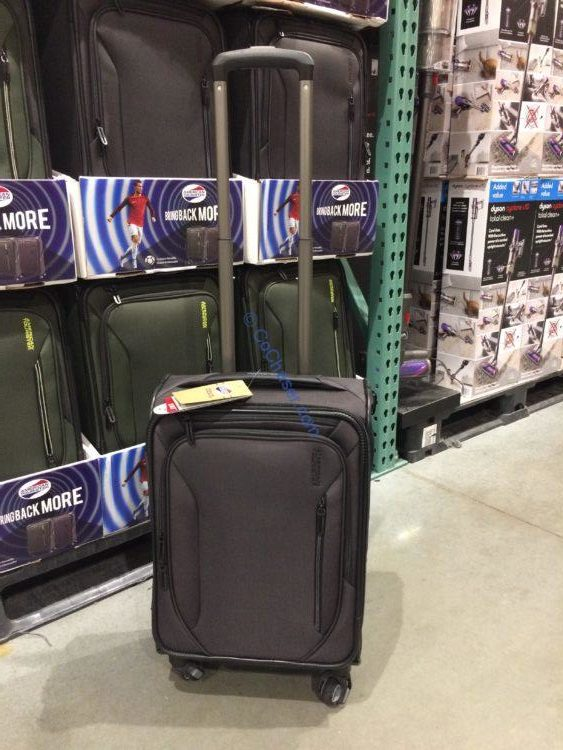 "American Tourister GO 2 Softside 21"" Carry-On"