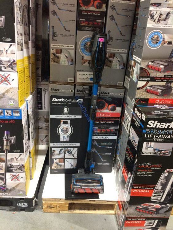 Shark IONFlex 2X Cordless Vacuum UF280