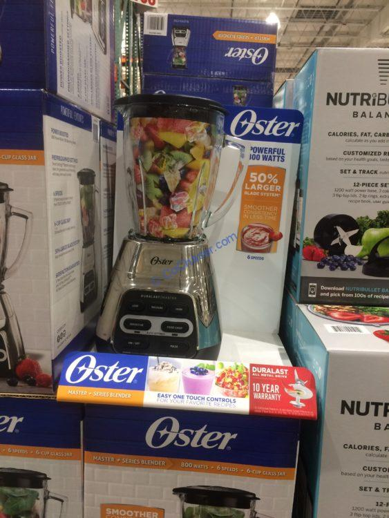 Oster Master Series Blender, Model#BLSTKH-CSO