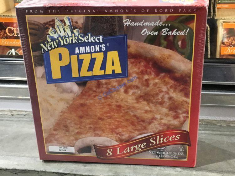 New York Select Kosher Cheese Pizza 2 Pack Box 4.5 LB