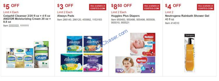 Costco Coupon Book: Jan.02 – Jan. 27 2019