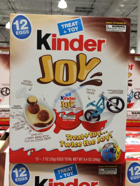Kidder Joy Treat & Toy 12 Count Box
