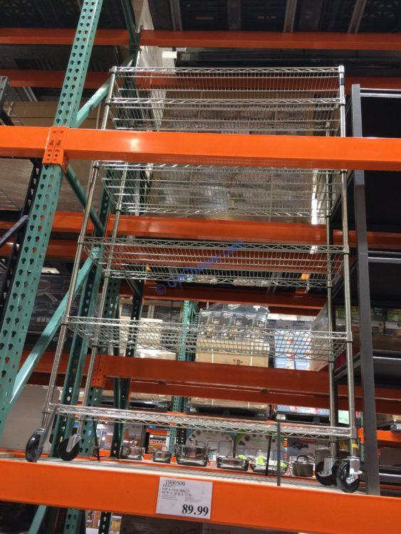 Costco-1900509-Trinity-NSF-6-Tier-Shelf