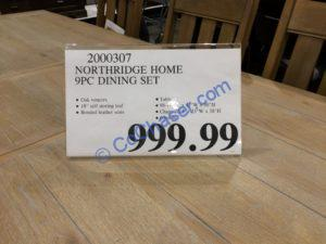 Costco-2000307-Northridge-Home-9PC-Dining-Set-tag