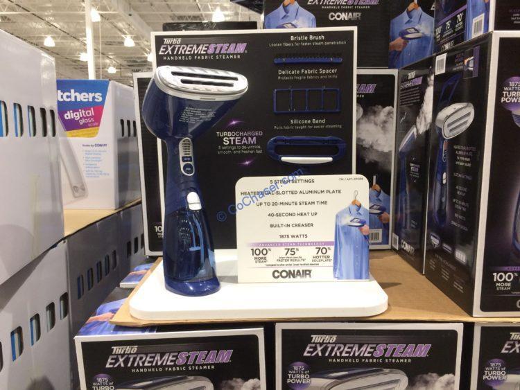 Conair Handheld Garment Steamer