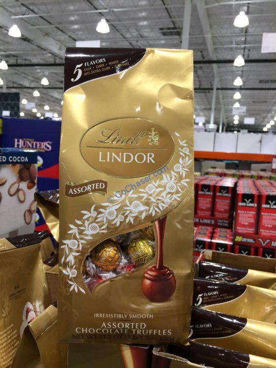 LINDT Lindor Truffles 21.2 Ounce bag