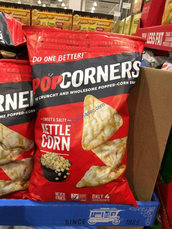 Popcorners Kettle Corn 20 Ounce Bag