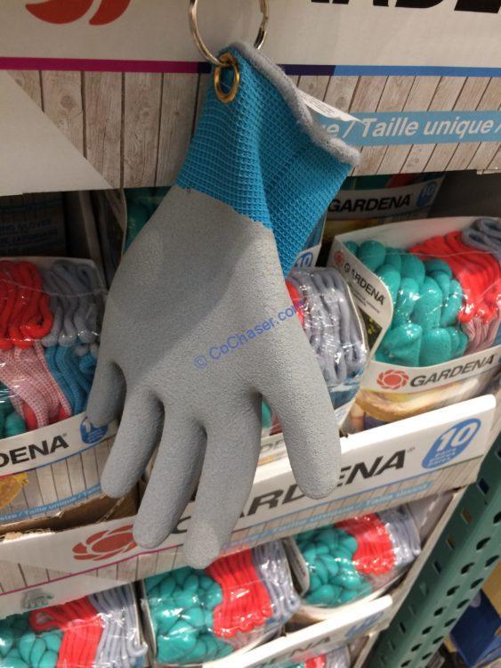 Gardena Latex Gardening Gloves 10 Pairs