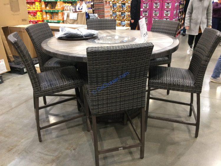 Costco-1900617-AGIO-7PC-High-Dining-Set