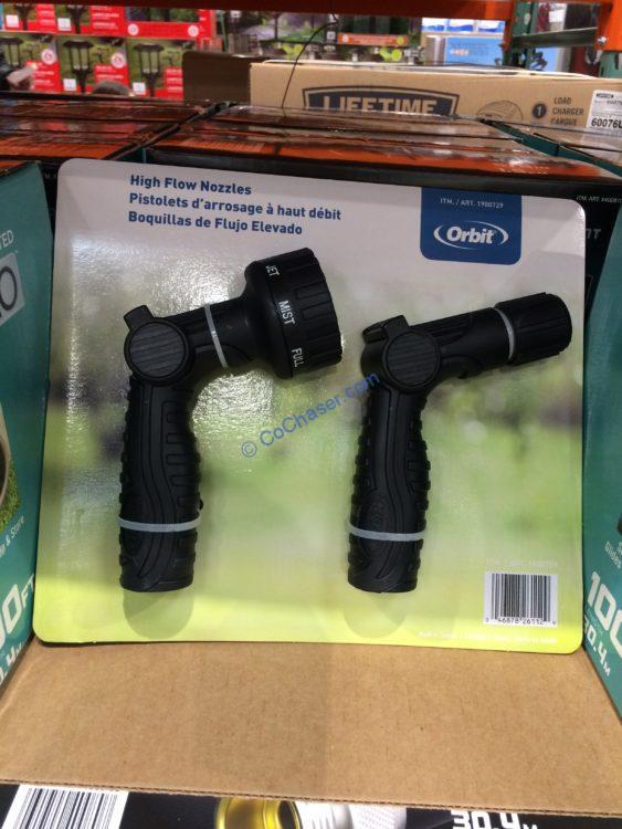 Orbit 2PK Hose Nozzle Set